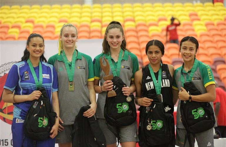 3dce5dcb4 FIBA U15 Women s Oceania Championship 2018 - FIBA.basketball
