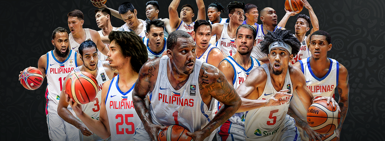 Image result for basketball world cup 2019 philippines team