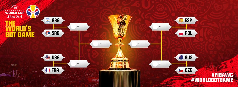 World Cup 2020 Bracker.Bracket Confirmed For Final Phase Of Fiba Basketball World