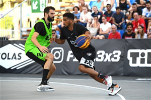 No stopping Jeddah on Day 1 at FIBA 3x3 World Tour Debrecen Masters 2019