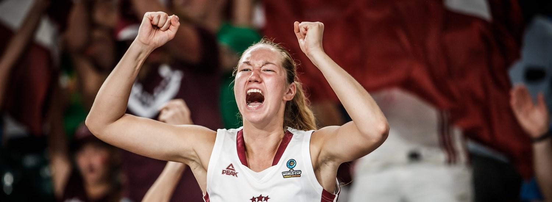 Tracker: Preparation Games For The FIBA Women's EuroBasket
