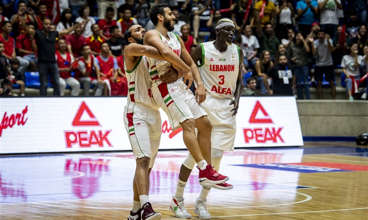 Lebanon will play two preparation games against Philippines in Manila