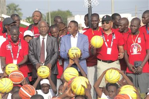 FIBA and IBF keen on thriving Mini Basketball in Africa