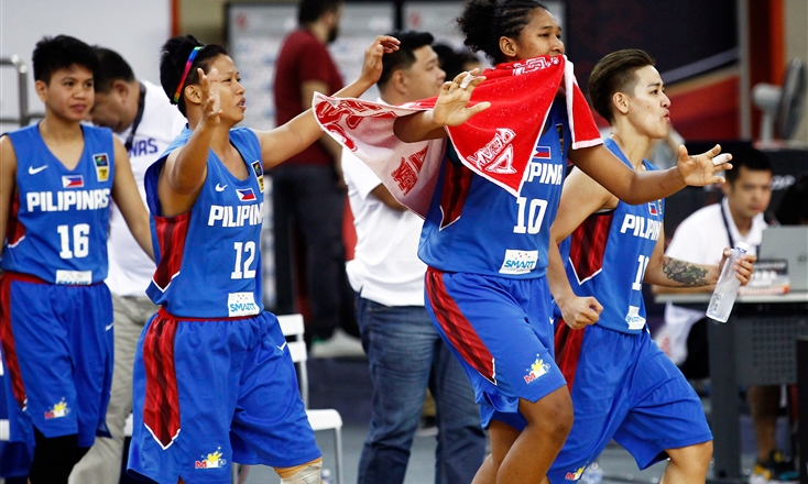 Perlas regain SEABA Women's crown for Philippines