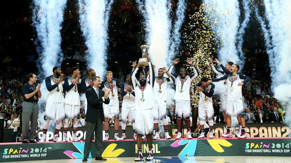 Coupe du monde de basketball fiba - Coupe du monde de basket 2014 ...