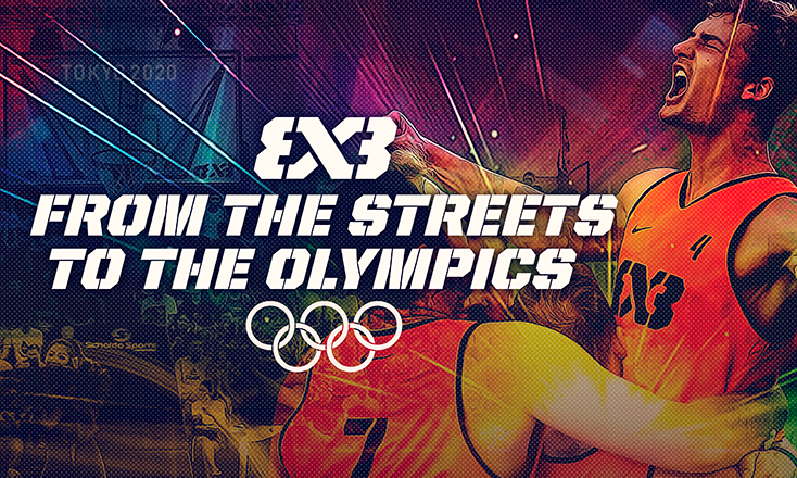 Historic day for basketball as 3x3 added to Olympic Program