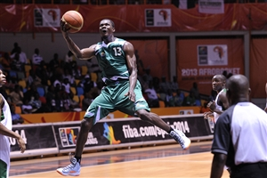 13 Max KOUGUERE (Central African Republic)