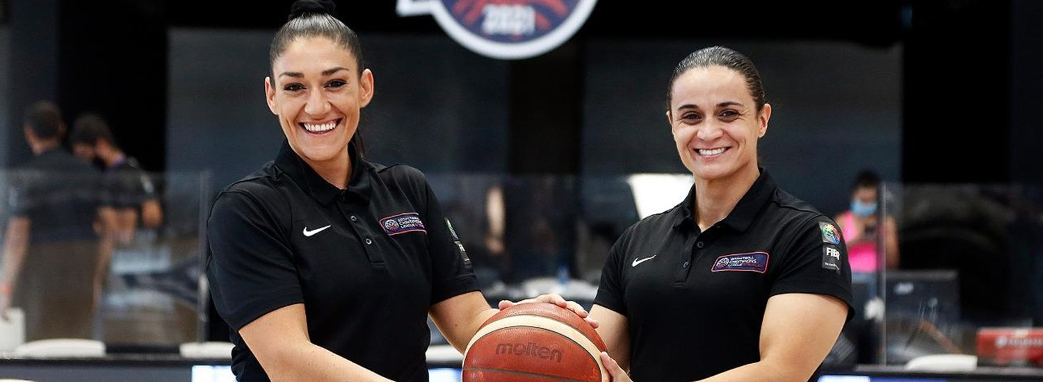 Two women officiated Sao Paulo vs. Flamengo BCLAmericas Semi-Finals matchup, making Basketball Champions League history