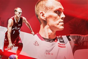 Miezis takes over as new number one 3x3 player in the world