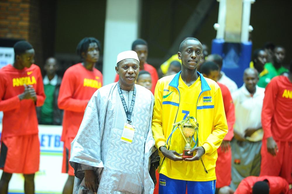 Igice cya 2(BASKETBALL): Imikino Nyafurika, B ...