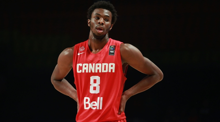 Andrew Wiggins (CAN)