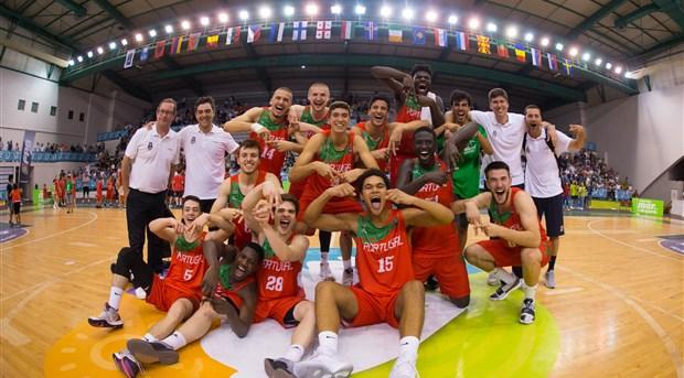 Calendario Eurobasket 2020.Portugal Fiba U20 European Championship Division B 2019 Fiba