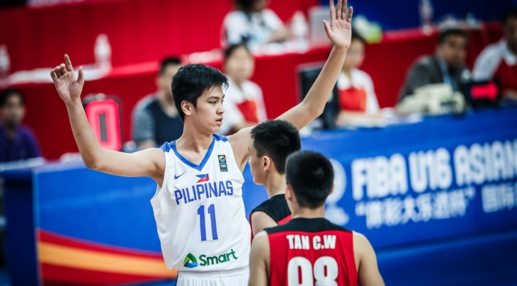 Kai Sotto hopes whirlwind year finishes with U17 World Cup ...