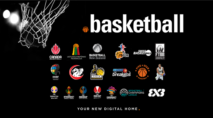 Basketball community embraces new .basketball digital identity