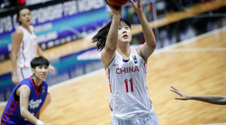 China enter Final after overpowering Chinese Taipei - FIBA Asia U18 ... ace1acc005