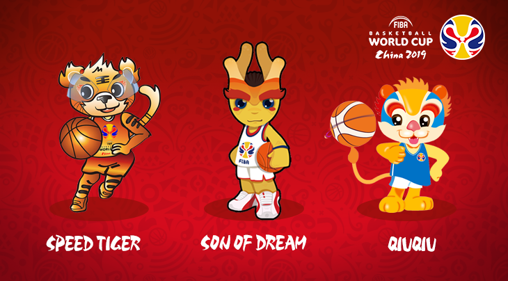 Son of Dream, Speed Tiger and Qiuqiu unveiled - fans vote