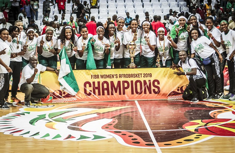 FIBA Africa - FIBA basketball