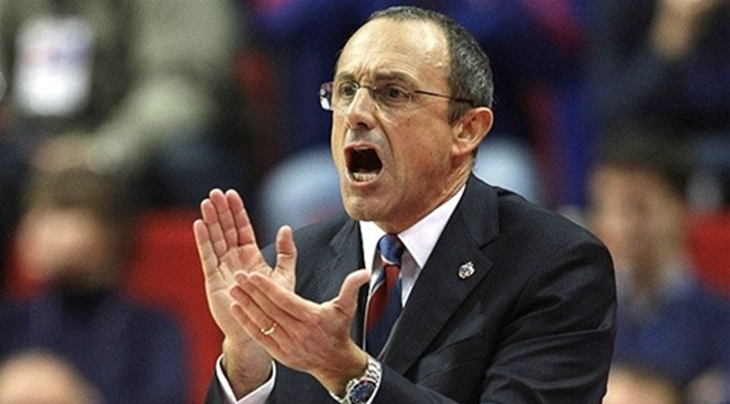 Messina to lead Italy at FIBA Olympic Qualifying Tournament