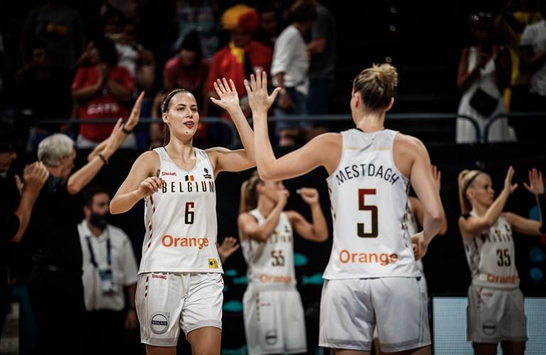 d88011b6fa53e FIBA Women's EuroBasket 2019 Qualifiers 2019 - FIBA.basketball