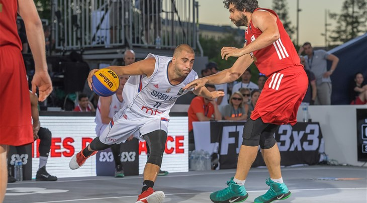 Philippines splits opening matches in FIBA 3x3 World Cup