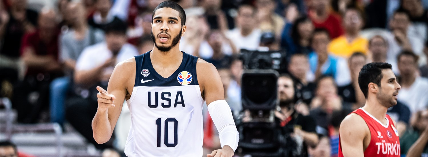USA survive major drama to beat Turkey and advance from