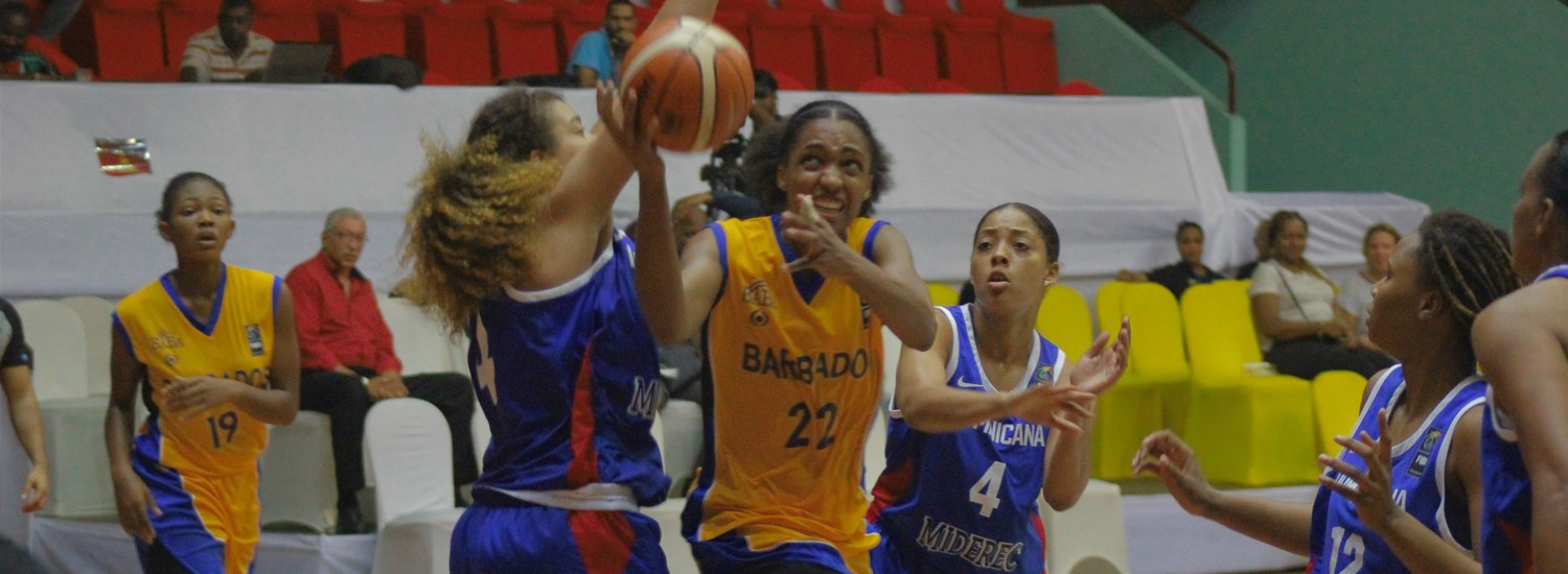 Bahamas, Dominican Republic, and Suriname celebrate wins on Day 2