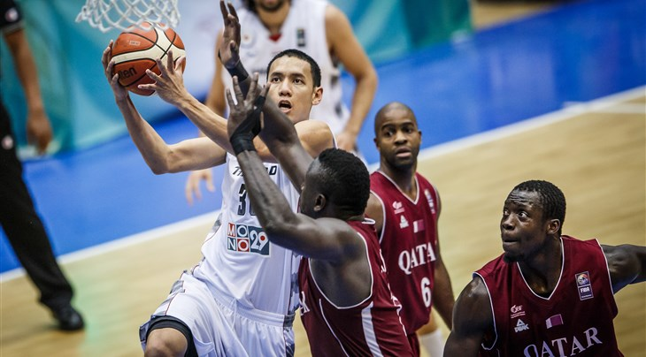 Tim Lewis believes any team can be beaten, even Gilas Pilipinas