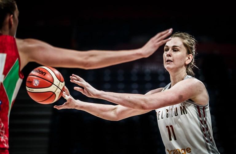 Calendario Eurobasket 2020.Fiba Women S Eurobasket 2019 Fiba Basketball