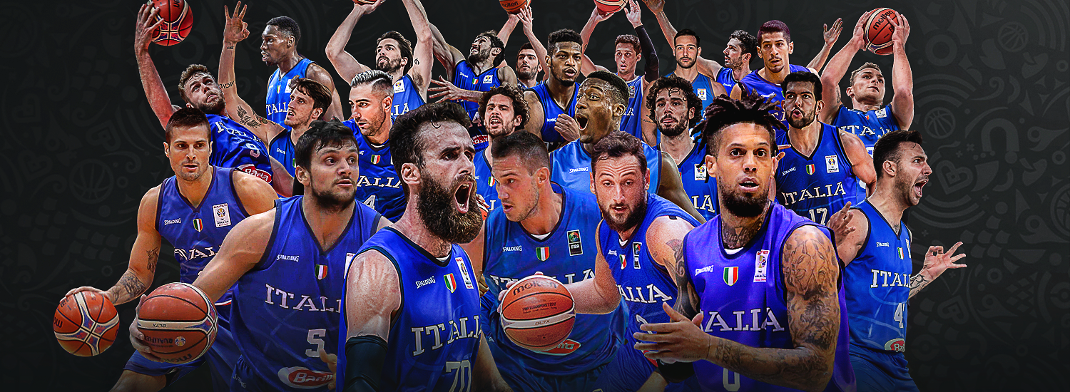 Image result for basketball world cup 2019 italy  team