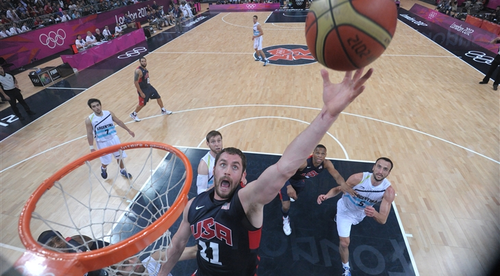11. Kevin  LOVE (USA)