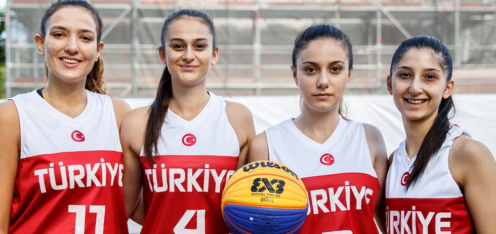 Turkey - FIBA 3x3 U18 Europe Cup Qualifier 2017 2017 - FIBA