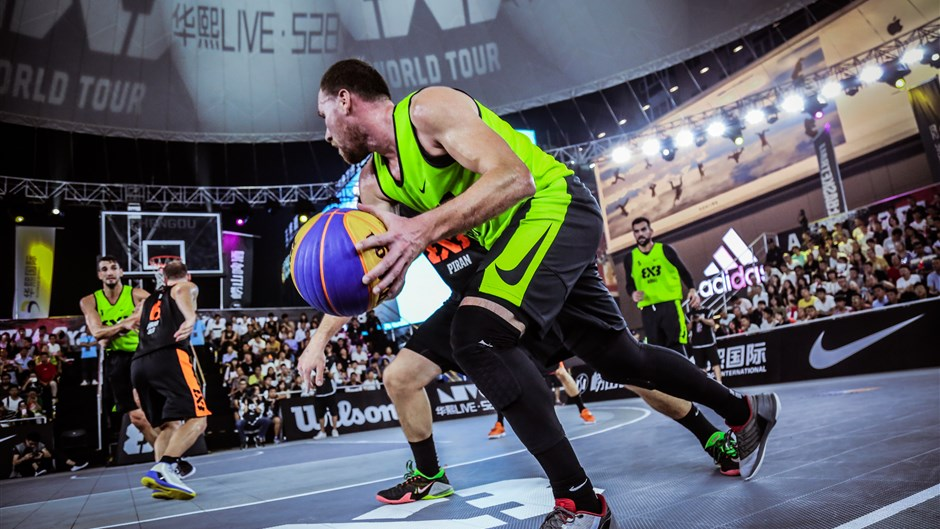 Awards - 3x3 World Tour 2018 - FIBA basketball