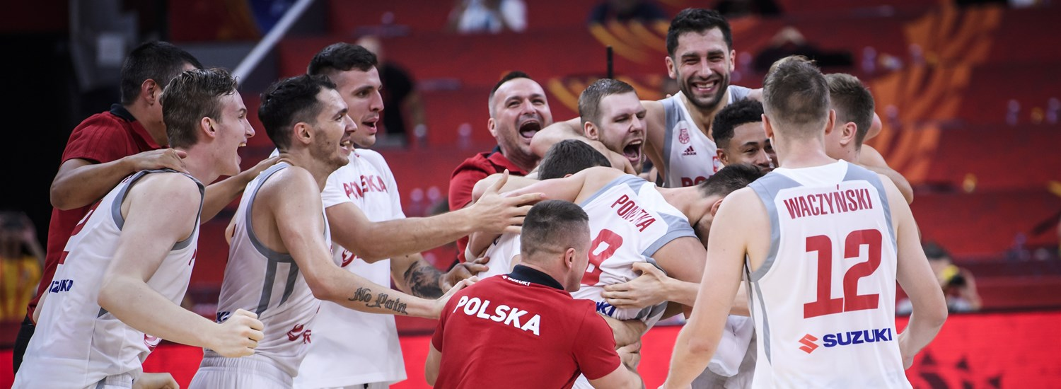 Poland have no plans of ending their magical World Cup