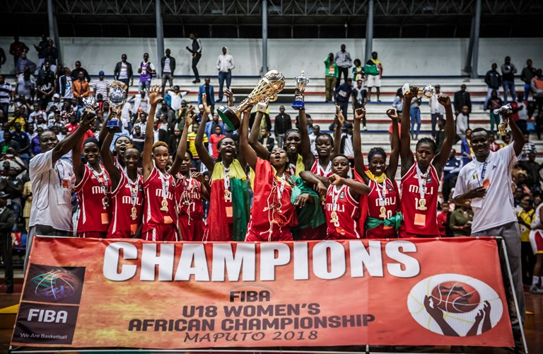 FIBA U18 Women s African Championship 2018 - FIBA.basketball 105c4007c7a59