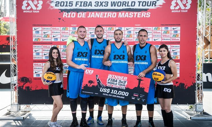 FIBA 3x3 Рио-де-Жанейро