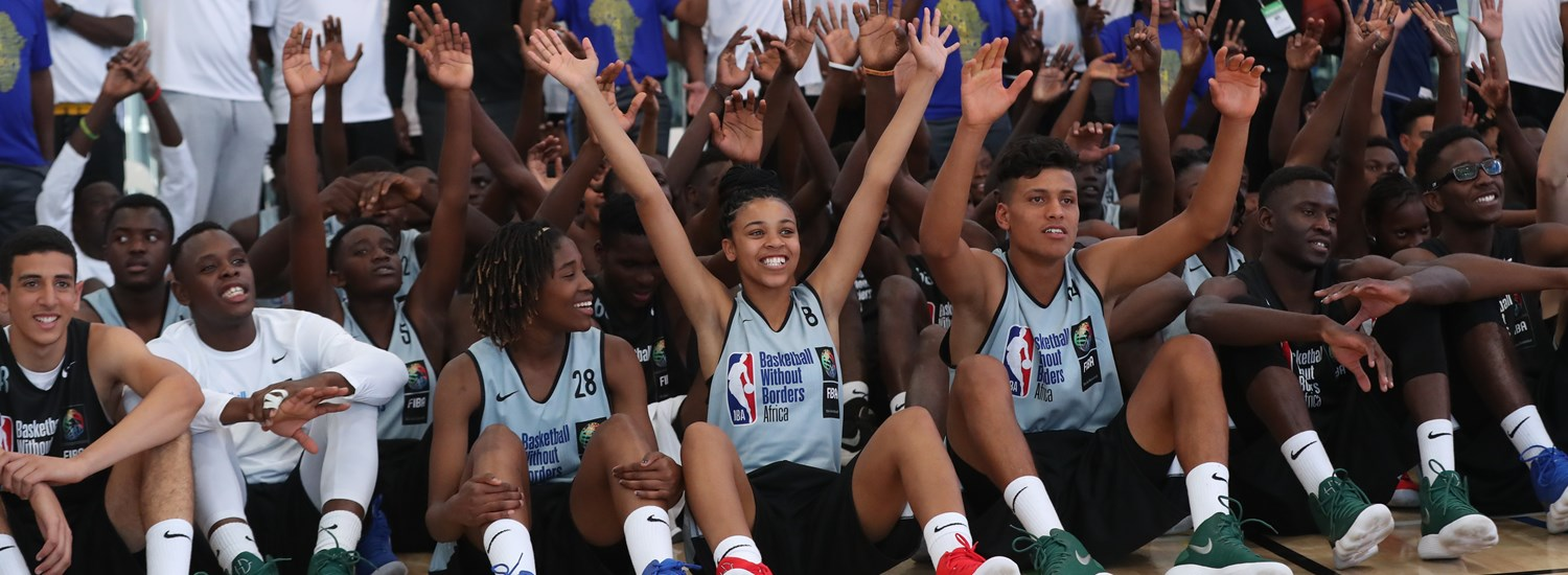 NBA, FIBA and Senegalese Basketball Federation to host 17th edition of Basketball Without Borders Africa in Senegal