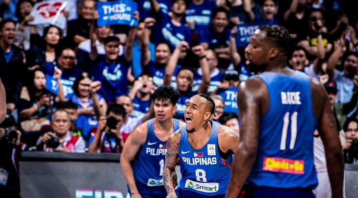 Philippines delight capacity crowd with thrilling victory over Japan.  MANILA (FIBA Basketball World Cup ... 0feb3d370
