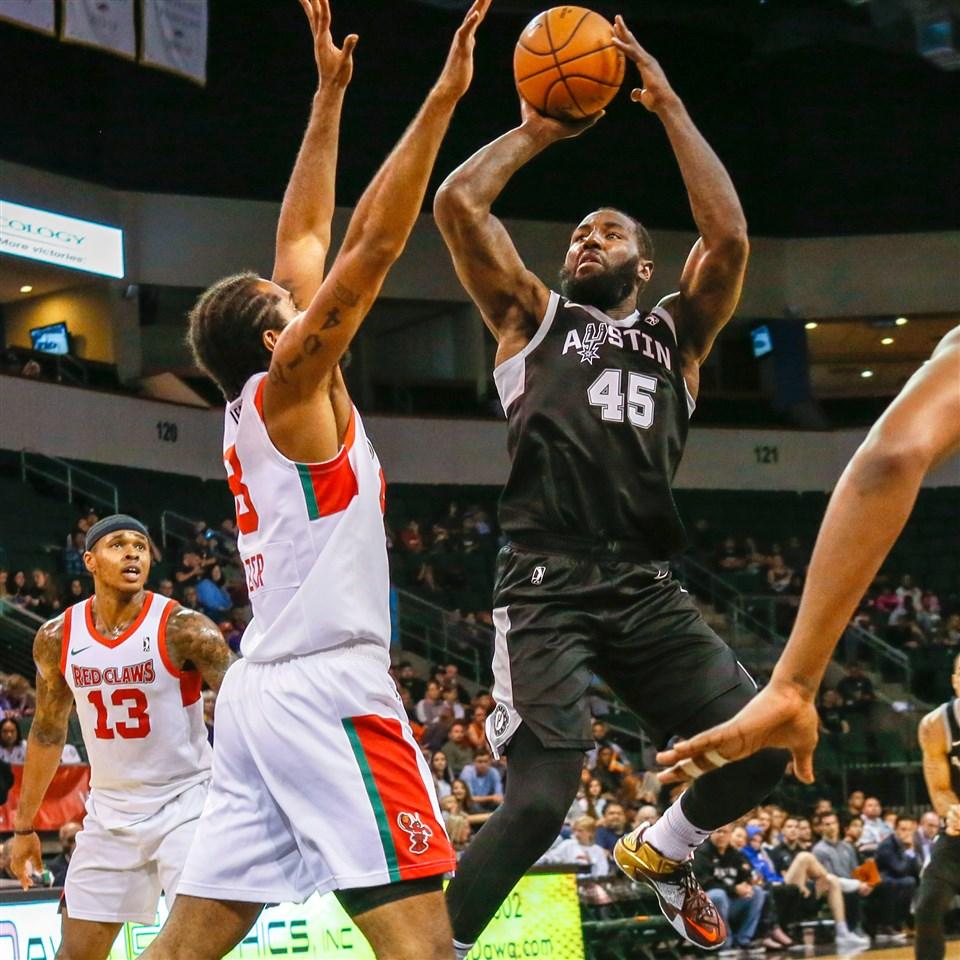 FIBA Intercontinental Cup - Team in Focus  Austin Spurs - FIBA ... 2dbafe3b5