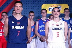 "Serbia back in blue after seven years: ""Serbian jersey never lost its value"""