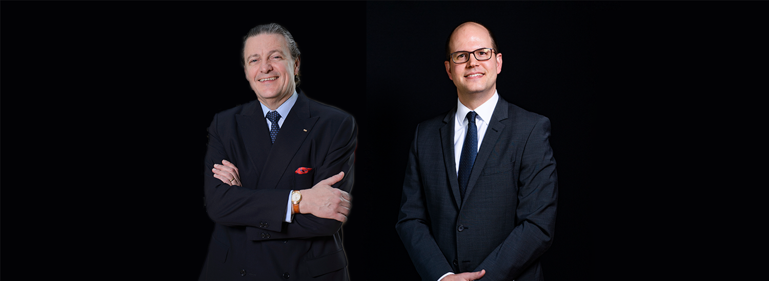 FIBA Central Board member Carrión and Secretary General Zagklis appointed to key positions on IOC's Olympic Channel Commission