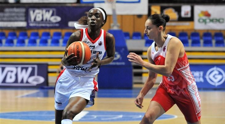 timeless design 3deae 6b2a4 Basket 90 Gdynia leap towards EuroCup Women Regular Season