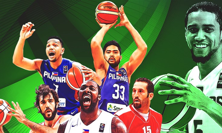 Gabe Norwood's Asian Dream Team