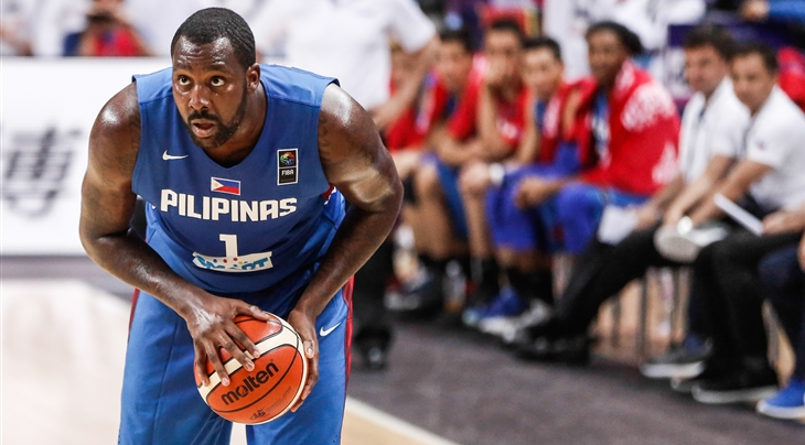 1 Andray BLATCHE (Philippines)