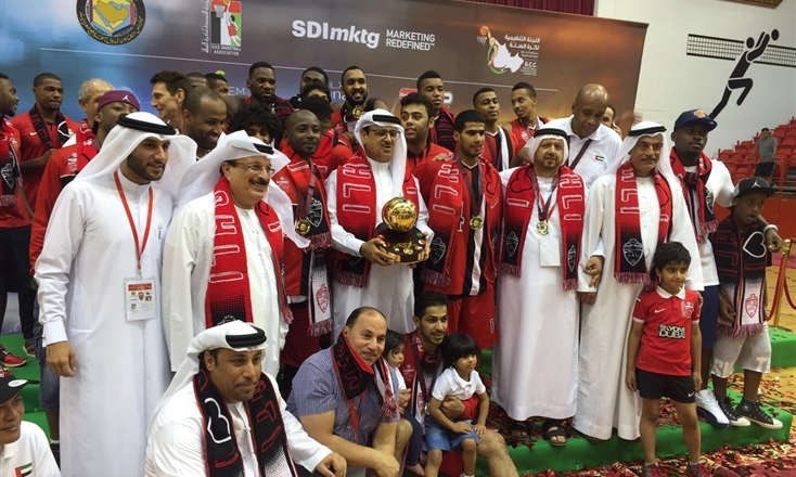 Al Ahli retain GCC Basketball Club Championship crown