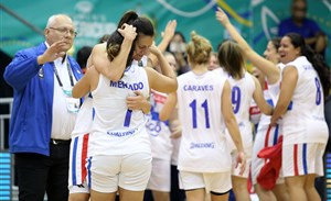 Cuba suffers Second Loss in FIBA Americas Tournament