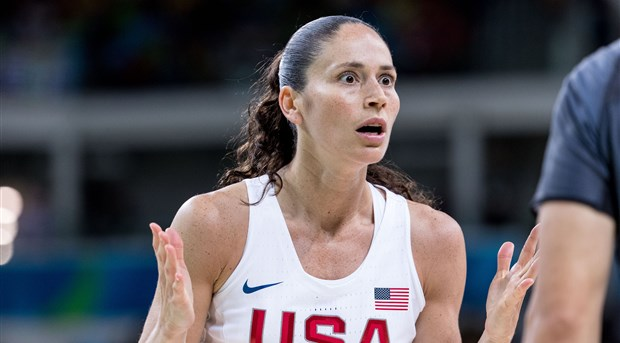 6 Sue Bird (USA)