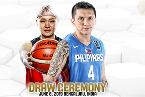 Asian legends Alapag, Yoshida to assist at Official Draw of FIBA Asia Cup 2021 Qualifiers