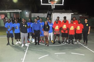 St. Kitts sends 12 young players to the States and debut a local league