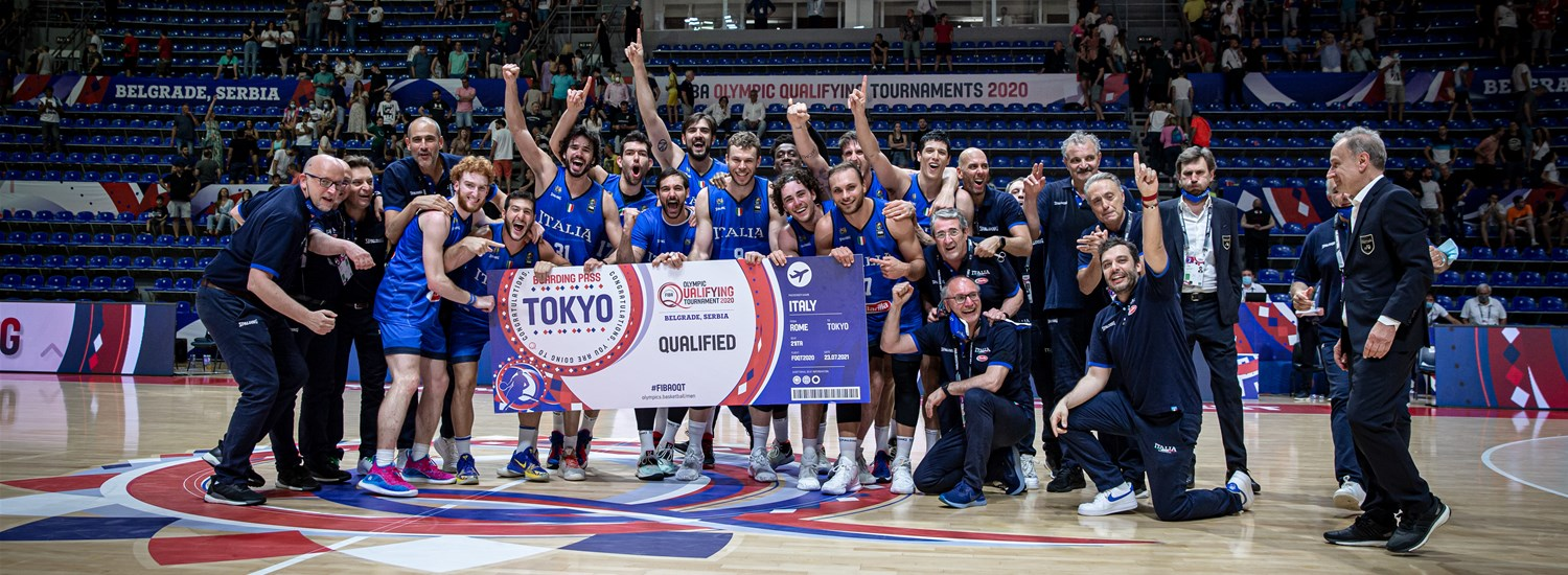 Italy shock Serbia in Belgrade to book their ticket to ...