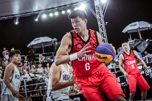 Shenzhen to host FIBA 3x3 Asia Cup 2018